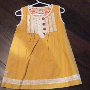 EUC Wildflowers dress